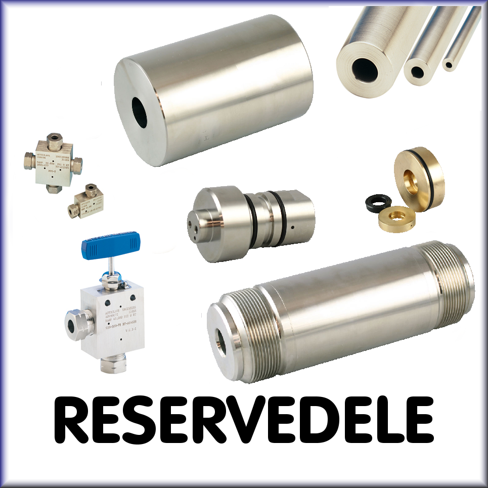 Reservedele stor